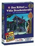 TKKG 4: Das Rätsel der Villa Drachenkralle - Stefan Wolf