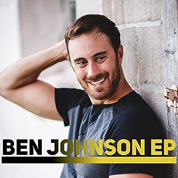 Ben Johnson - EP