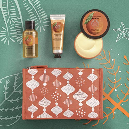 The Body Shop Mango Beauty Bag