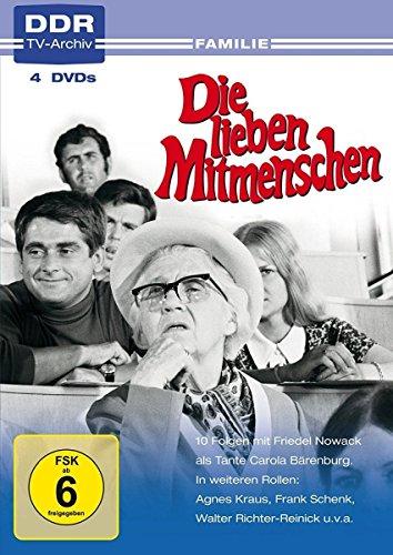 Die lieben Mitmenschen - Die komplette Serie [4 DVDs]