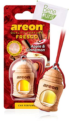 AREON Ambientador Perfume Fresco 4 ML - Aroma Manzana