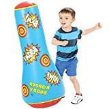 Bopper Buddy Inflatable Punching Bag