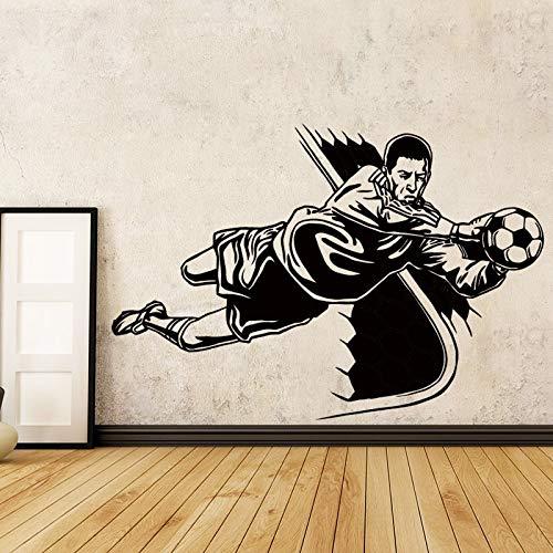 XL 58cm X 87cm Muyuchunhua Volleyball Athlet Wanddekor für Baby Room Sport Shops Volleyball Stadion Vinilos Decorativos Para Paredes
