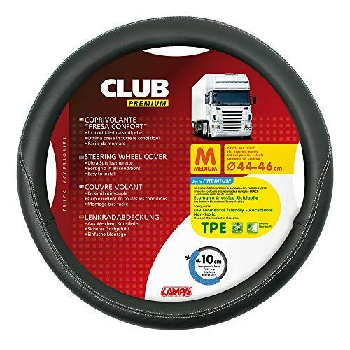 Lampa 98846. Lenkradbezug Club Premium M
