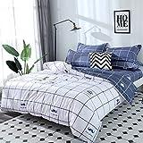 huyiming bed linings Wird für Heimtextilien verwendet. Vierteiliges Bettwäschegeschenkset 1,5 m 1,8 m 1,8 m Vierteiliges Set