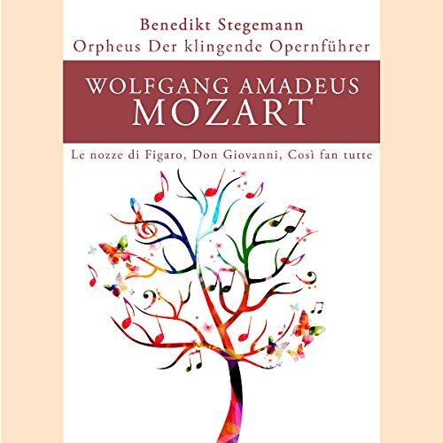Wolfgang Amadeus Mozart - Le nozze di Figaro, Don Giovanni, Così fan tutte Titelbild