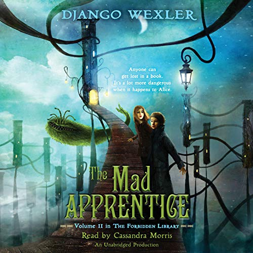 Couverture de The Mad Apprentice
