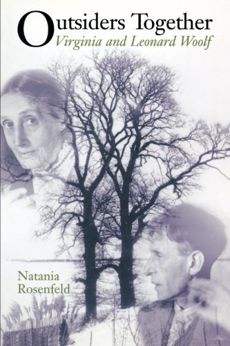 Outsiders Together: Virginia and Leonard Woolf.
