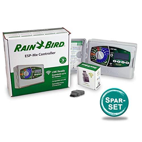 Rain Bird Set I Steuergerät ESP-ME + LNK WiFi Modul