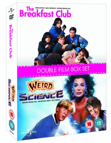 The Breakfast Club / Weird Science [2 DVDs] [UK Import]