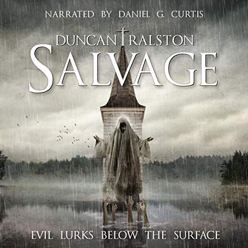 Salvage Audiobook By Duncan Ralston cover art