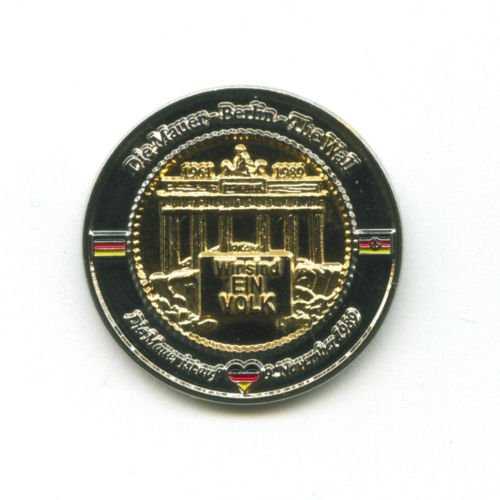The Wall 9.11.1989 Die Mauer Berlin Deutschland BRD DDR Pin Pins Anstecker 560