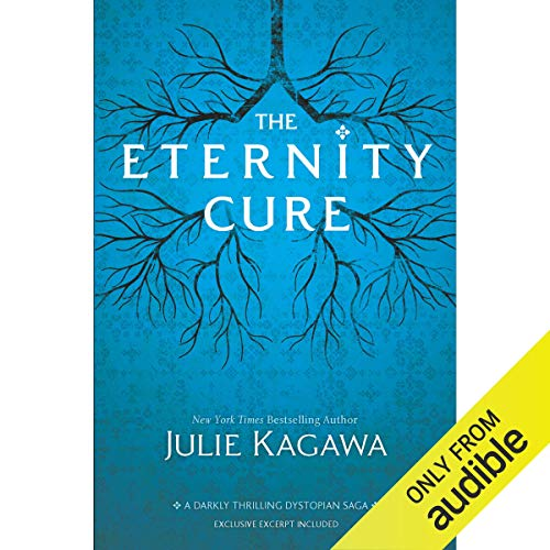 The Eternity Cure audiobook cover art