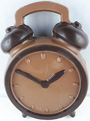 04#121620 Schokolade Wecker Vollmilch, Retro, Uhr, Abi Feier, Muttertag, Vatertag, Fete, Musik,