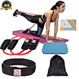 Wonner Booty Resistance Belt Bands, Resistance Belt, Resistance Bands Waist Belt for Legs and Butt, Ankle Resistance Belt, Leg Workout Equipment, Vertical Jump Trainer