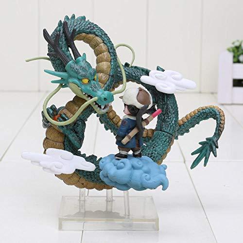 CXNY Anime Dragon Ball Z Super Goku Museum Collection Shenron Son Goku Brinquedos Figura de acción...