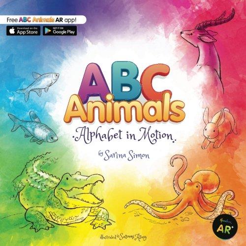 ABC Animals Alphabet in Motion