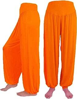 Kekebest Pant for Women Elegant Simple Casual Plus Size Solid Color Loose Harem Pants Yoga Pants Trousers