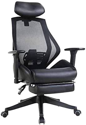 Swivel Chair QZ Home E-Sports Game Chair Ergonomic Chair Lifting Swivel Chair Office Learn