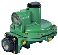Body Sizes and End Connection Styles (inlet x outlet): 3/4 x 3/4-inch FNPT Maximum Inlet Pressure: 10 psig / 0,69 bar : Emergency Inlet Pressure: 50 psig / 3,4 bar Outlet Pressure Ranges : 9 to 13-inches W.C / 22 to 32 mbar Capacity : 1,400,000 BTU/h...