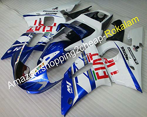 Hot sales, per Yamaha carenature Fit YZFR6YZF R619981999200020012002yzf-r6plastica ABS carrozzeria kit carenatura aftermarket (a iniezione)