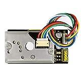keyestudio Pm2.5 Sensor Dust Sensor Detector Module Onboard Measuring PM2.5 Air Purifier Air Conditioner Monitor for Arduino Sensor Kit