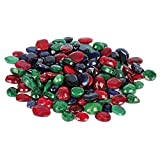 Natural Loose Rubí Emerald Zafiro Lot 100 Ct - 7 PCS Facveted Rubí Emerald Zafiro Piedras preciosas sueltas para joyería