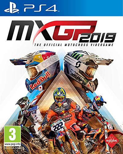 PS4 MXGP 2019 PEGI DEUTSCH Playstation 4