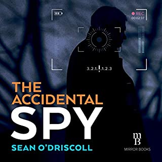 The Accidental Spy cover art
