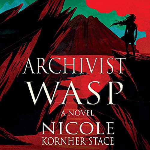 Archivist Wasp audiobook cover art