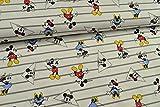 Stoffe Schulz | Baumwolljersey Digitaldruck, Micky Maus |