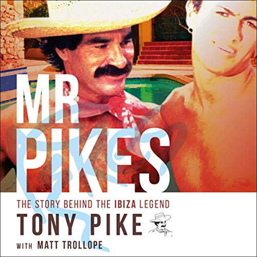 Mr Pikes cover art