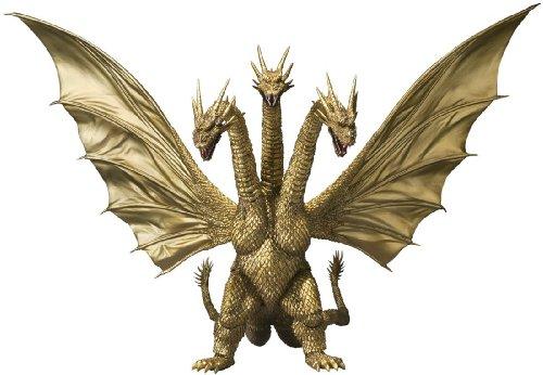 Bandai Tamashii Nations S.H.MonsterArts King Ghidorah
