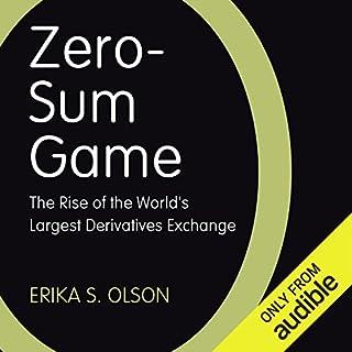 Zero-Sum Game audiobook cover art