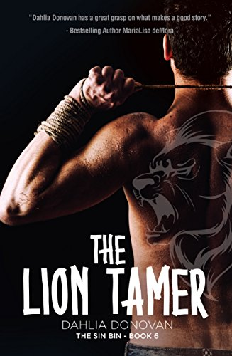 The Lion Tamer (The Sin Bin Book 6)