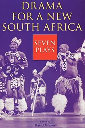 Drama for a New South Africa: Seven Plays (Drama and Performance Studies) by Indiana University Press (2000-01-22)