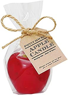 kameyama candle(カメヤマキャンドル) プチスイートアップルキャンドル 「 レッド 」(A4630510R)