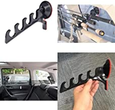 ATeamProducts Suction Cup Fishing Pole Rod Holder/Rack for Car Truck SUV (1 Pair)
