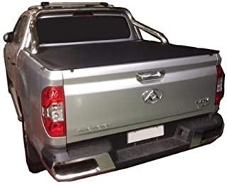 Clip On Soft Tonneau Cover for LDV T60 Ute Dual Cab 2017 On