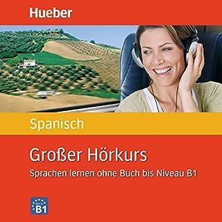Großer Hörkurs Spanisch Titelbild