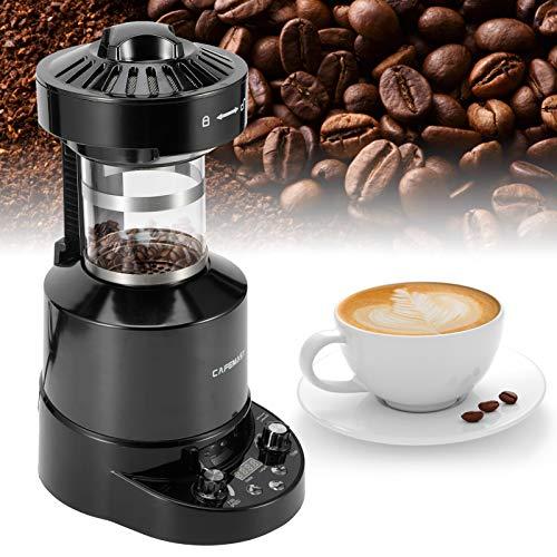01 mit Peeling-Funktion Elektro-Luft-Kaffeeröster, EU-Stecker 220V Professioneller Kaffeebohnenröster, für Office Home Coffee Lovers Geschenk