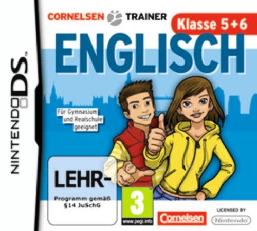 Cornelsen Trainer Englisch 5./ 6. Klasse - [Nintendo DS]