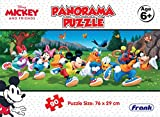 Best Puzzles - Frank Mickey Mouse Panorama Puzzle for Kids 6 Review
