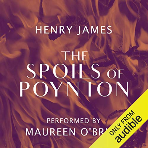 The Spoils of Poynton cover art