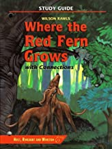 Where the Red Fern Grows Study Guide with Connections