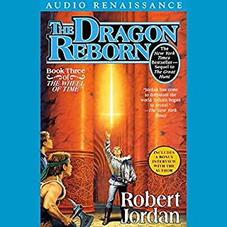 The Dragon Reborn cover art