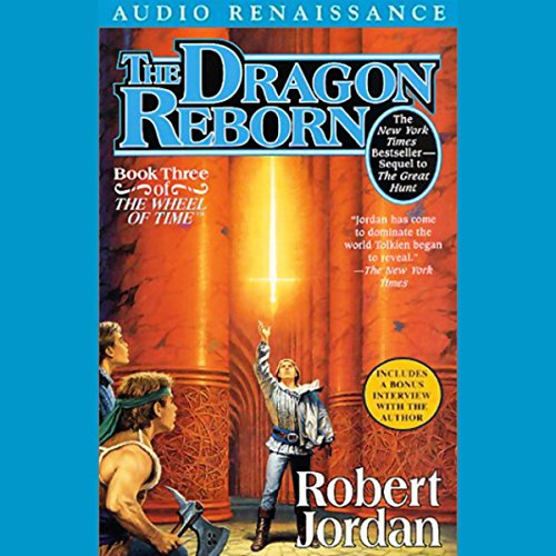 Couverture de The Dragon Reborn