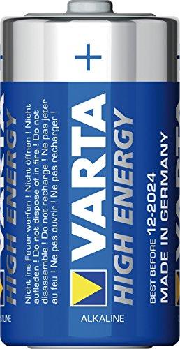 VARTA-Batterie HIGH ENERGY D LR20 (Mono) 1-er Pack