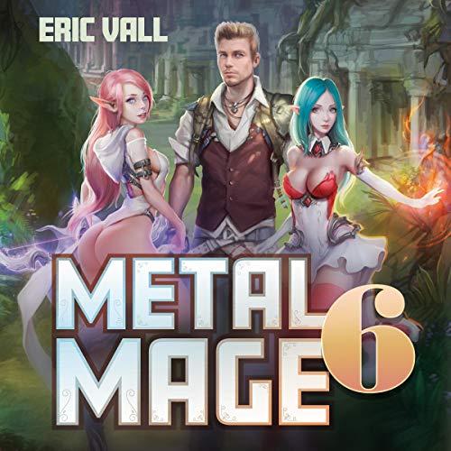 Couverture de Metal Mage 6