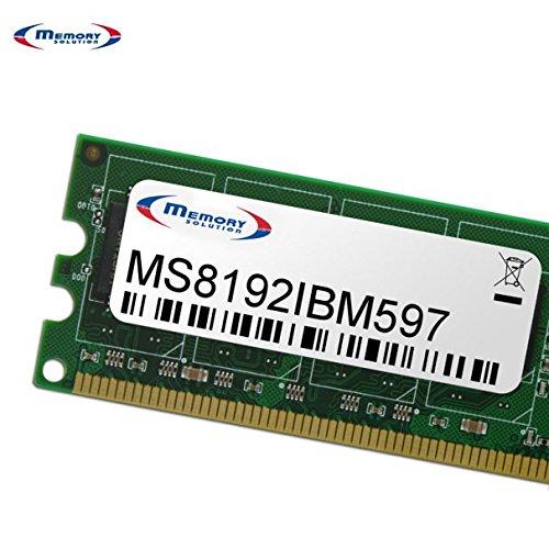 Memorysolution 8GB IBM/Lenovo ThinkServer TS130, TS140, TS430 ECC, MS8192IBM597